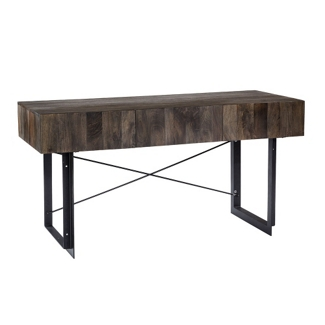 """Solid Wood Table Desk - 60""""W x 24""""D, 10129"""