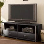 City Life Collection TV Stand with Audio-Visual Compartments, CD00133