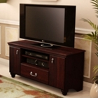 TV Stand with Storage Cabinets, CD00134