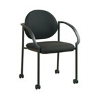 Stack Chair with Casters, CD03272