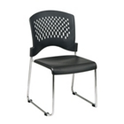 Sled Base Stack Chair, CD03275