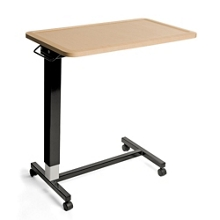 """Overbed Table with H Base - 32""""W, 26077"""