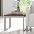"Veneer End Table - 21""H, 26126"