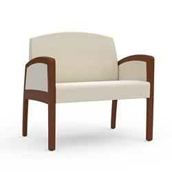 "Behavioral Health Bariatric Guest Chair - 31""W Seat, 26147"