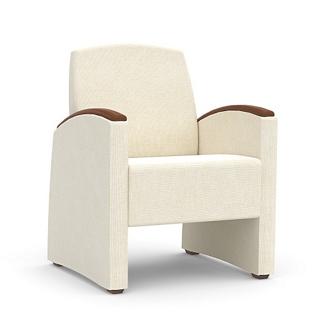 Behavioral Health Vinyl Lounge Chair, 26146