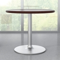 "Behavioral Health Trumpet Base Table - 42""DIA, 46124"