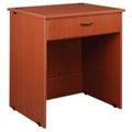 "Circulation Desk with Locking Drawer - 36""W x 30""D, 10023"