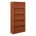"Five Shelf Bookcase - 74"" H, 32934"