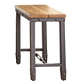 "Wood Top Chairside End Table - 24""W, 46271"