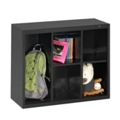 """30""""H Steel Cubby Cabinet, 31871"""