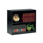 "30""H Metal Bookcase, CD03891"