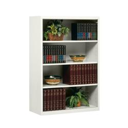 "52""H Four Shelf Metal Bookcase, 32910"