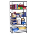 "Open Steel Shelving Unit - 36""W x 12""D x 75""H, 36427"