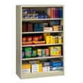 "Open Style Storage Cabinet - 48""W x 18""D x 78""H, 36438"