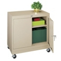 "Mobile Storage Cabinet - 36.75""H, 36449"