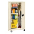 "Mobile Storage Cabinet with Keypad Lock - 72.75""H, 36452"