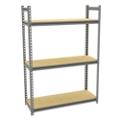 """Four Shelf Storage Rack - 42""""W x 30""""D, 36653"""
