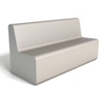 Modern Active Foam Sofa, 76104