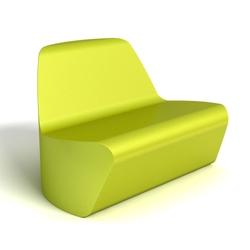 Modern Round Foam Chair, 76114