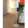 """Freestanding Sign with Printable Insert - 11""""W x 9""""H, 86265"""
