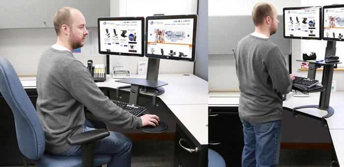 guide to standing desks