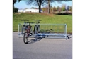 8 ft Portable Double Sided Bike Rack, 85839