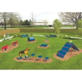Six Piece Intermediate Dog Park Set, 82304