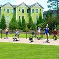 Footer Mounted Outdoor Gym, 82468