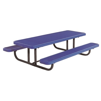Kids Perforated Picnic Table - 6 ft, 85801