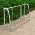 Portable 10 ft Single Sided Bike Rack , 87127