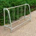 Portable 5 ft Single Sided Bike Rack , 87125