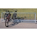 Portable 10 ft Double Sided Bike Rack , 87131
