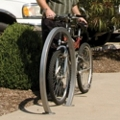 Horseshoe In-Ground Bike Rack , 87939
