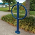 In-Ground Looped Bike Rack, 87943