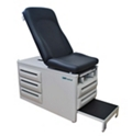 Manual Exam Table with Five Drawers, 26260