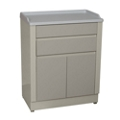 "Two Drawer Treatment Cabinet with Doors - 33.5""H, 26298"