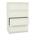 "Four Drawer Lateral File - 36""W, 30280"