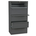 "Five Drawer 36""W Lateral File, 30281"