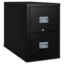 Two Drawer Fireproof Vertical File - Letter Size, 34022