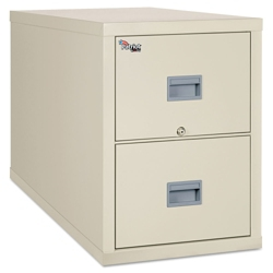 Two Drawer Fireproof Vertical File - Legal Size, 34023