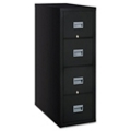 Four Drawer Fireproof Vertical File - Legal Size, 34026