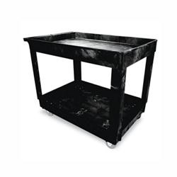 Two Shelf Utility Cart, 36013