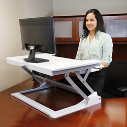 """Sit Stand Station 37.5""""W, 60038"""