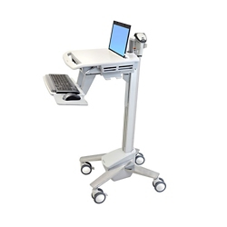 Laptop Cart with Keyboard Tray, 60070