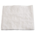 White 1-Ply Lunch Napkins - Carton of 6000, 87196
