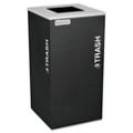 Square Trash Receptacle - 24 Gallon, 87244