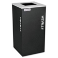 Square Trash Receptacle - 24 Gallon, 87244