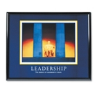 Framed Motivational Print - Leadership, 91121