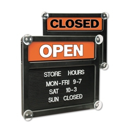 Open/Closed Sign, 91128