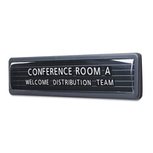 Magnetic Nameplate, 91130